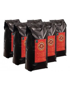 Bespoke Fairtrade Specialty Coffee Beans 6 x 1kg