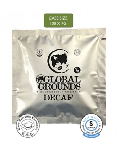 Swiss Water Decaf ESE Coffee Pods - Global Grounds