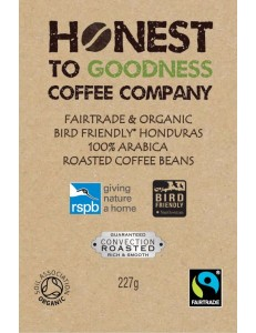 Bird Friendly Smithsonian Coffee Beans